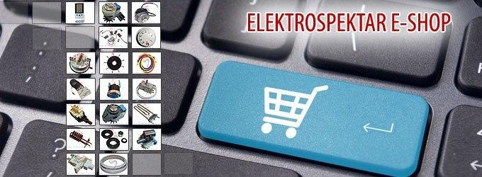 Najveća online prodavnica rezervnih delova za belu tehniku u Srbiji